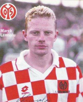 Марек лемсалу в майнце 1996